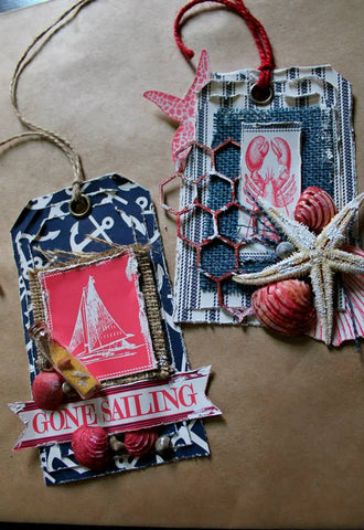nautical tags