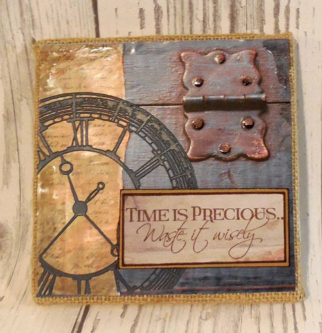 short base architextures clock 7gypsies