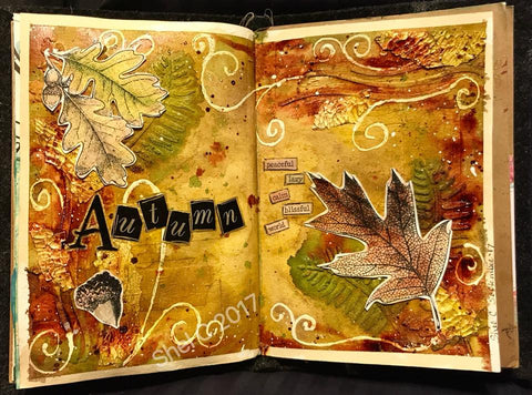 fall journal ideas