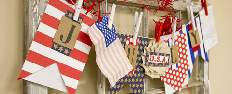 easy and fun 4th july crafts