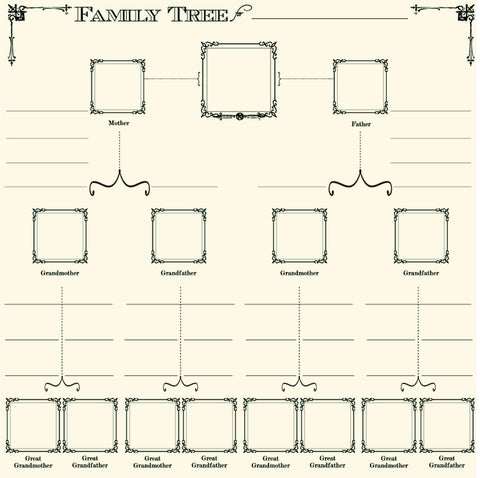 Family Tree Paper