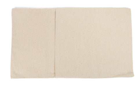 canvas corp envelope back pillow
