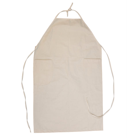 Oversized Canvas Craft Apron