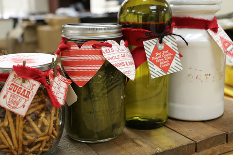 jar ideas for holiday gifts