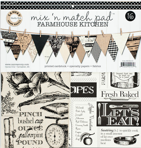 farmhouse kitchen crafts