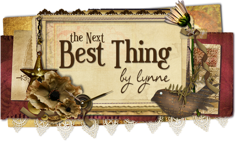best craft blog mixed media Lynne