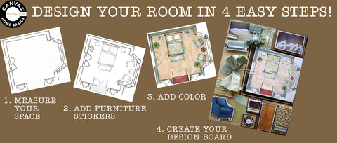 DIY space planning steps