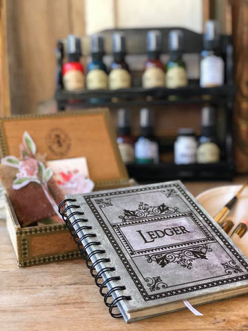 wholesale vintage ledger journals