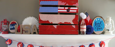 4th july diy decor ideas