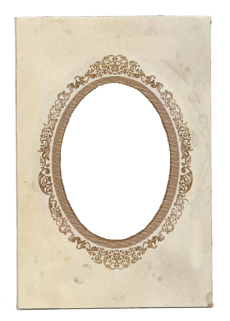 7gypsies Book Cover - Frame Oval