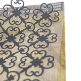 Architextures™ Tall Base - Rosettes
