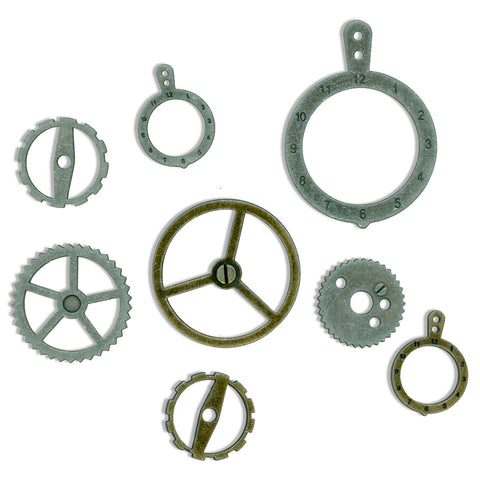 7gypsies Gears: Industrial (14 pieces)