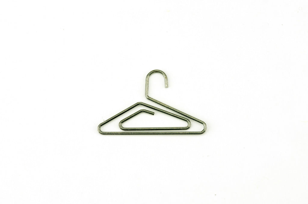 7gypsies Mini Hanger: Antique Silver
