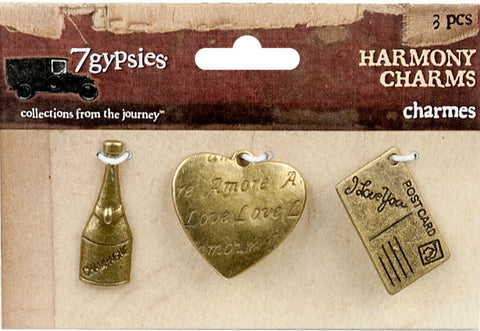 7gypsies Charms: Harmony Wedding