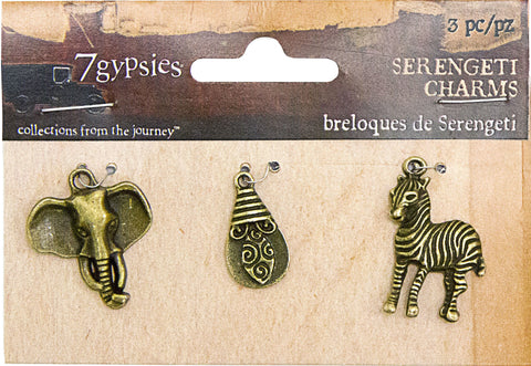 7gypsies Charms: Serengeti Africa