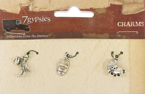 7gypsies Charms: Baby