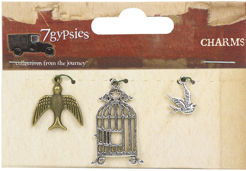 7gypsies Charms: Flight