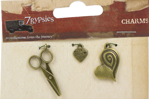 7gypsies Charms: Made