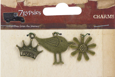 7gypsies Charms: Whimsy