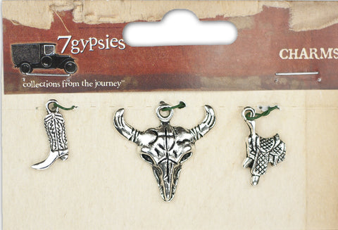 7gypsies Charms: Western
