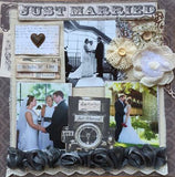 7gypsies Harmony: 12x12  Certificate of Marriage Paper