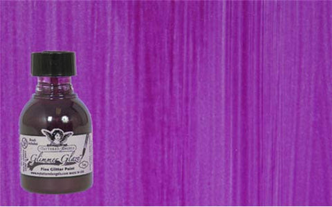Glimmer Glaze Paint - Purple Passion