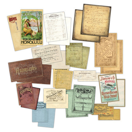 7gypsies Large Ephemera - Gypsy Chronicles