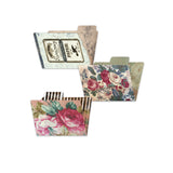 7gypsies ATC Printed File Folders - Gypsy Moments (6pcs)