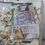 Treasures - Sunshine Coffee Jar