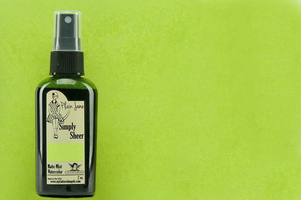 Simply Sheer - Tangy Lime
