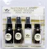 Naturally Aged Kit - White Washed Pine (Paint Faux Finish Kit)