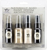 Naturally Aged Kit - Peeled Paint (Architecture Faux Finish Paint Kit)