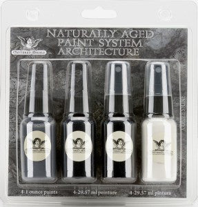 Naturally Aged Kit - Cobblestone (Architecture Faux Finish Paint Kit)