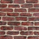 who to paint red brick