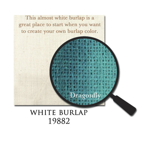 Pure Mistable Paper 12x12 White Burlap