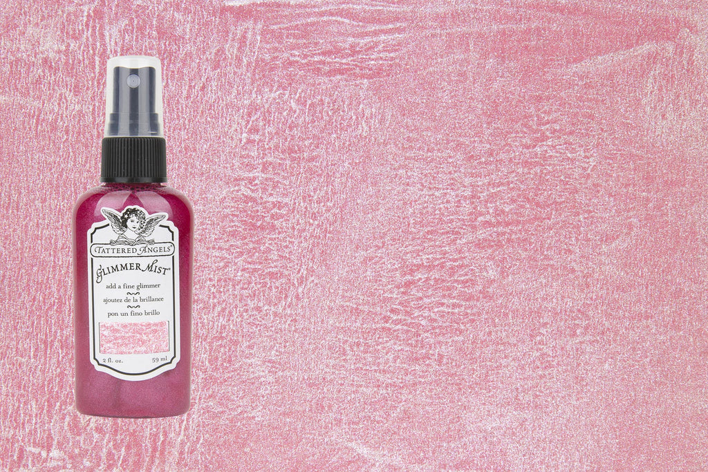 Glimmer Mist - Tropical Pink