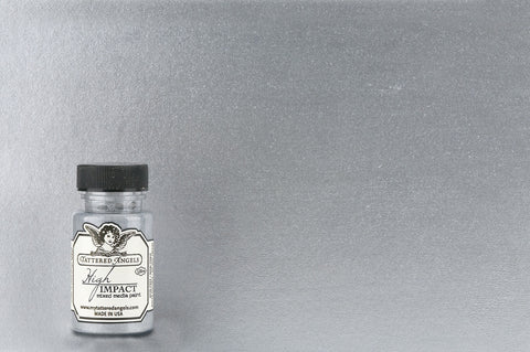 High Impact Metallic Paint - Silver