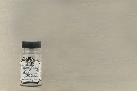 High Impact Metallic Paint - Platinum