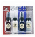 Tattered Angels Calendar Kit Paint System - Patriotic
