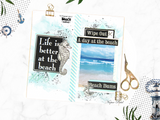 Mix and Match Pad: Sand and Sea