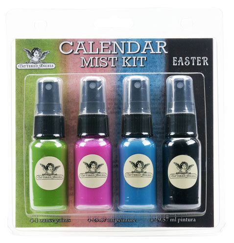 Tattered Angels Calendar Mist Kit - Easter