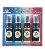 Tattered Angels Calendar Mist Kit - Cruising