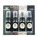 Tattered Angels Calendar Mist Kit - Camo
