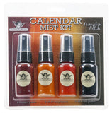 Tattered Angels Calendar Mist Kit - Pumpkin Patch