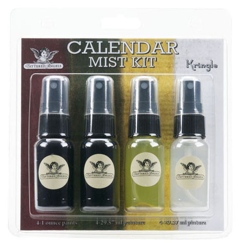 Tattered Angels Calendar Mist Kit - Kringle