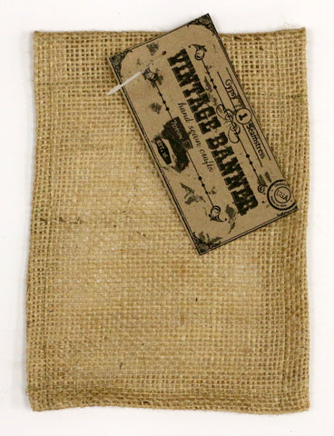 7gypsies Vintage Banner - Burlap