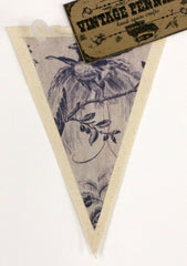 7gypsies Vintage Pennant - Toile