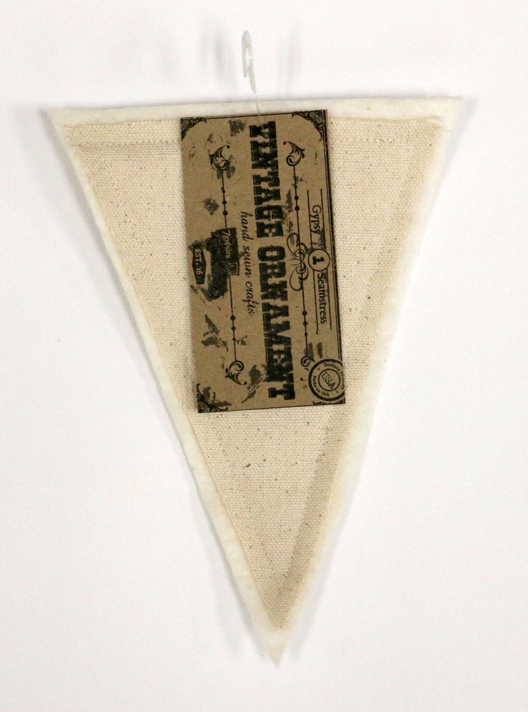 7gypsies Gypsy Ornament - Pennant (Triangle)