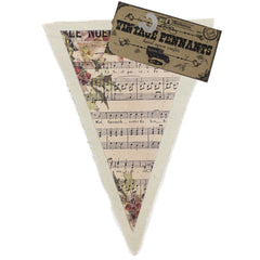 7gypsies Vintage Pennant - Noel