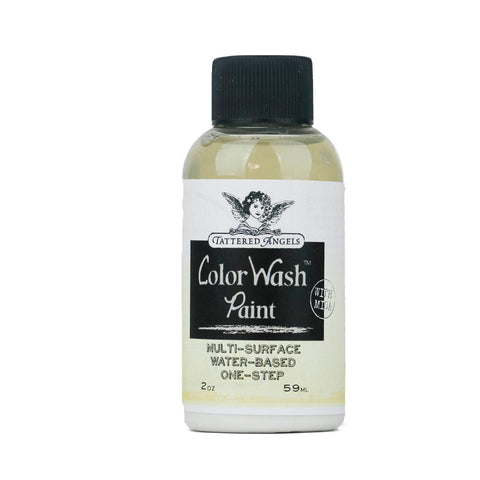 Color Wash Faux Finish  - White Wash